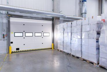 Portes sectionnelles et industrielles